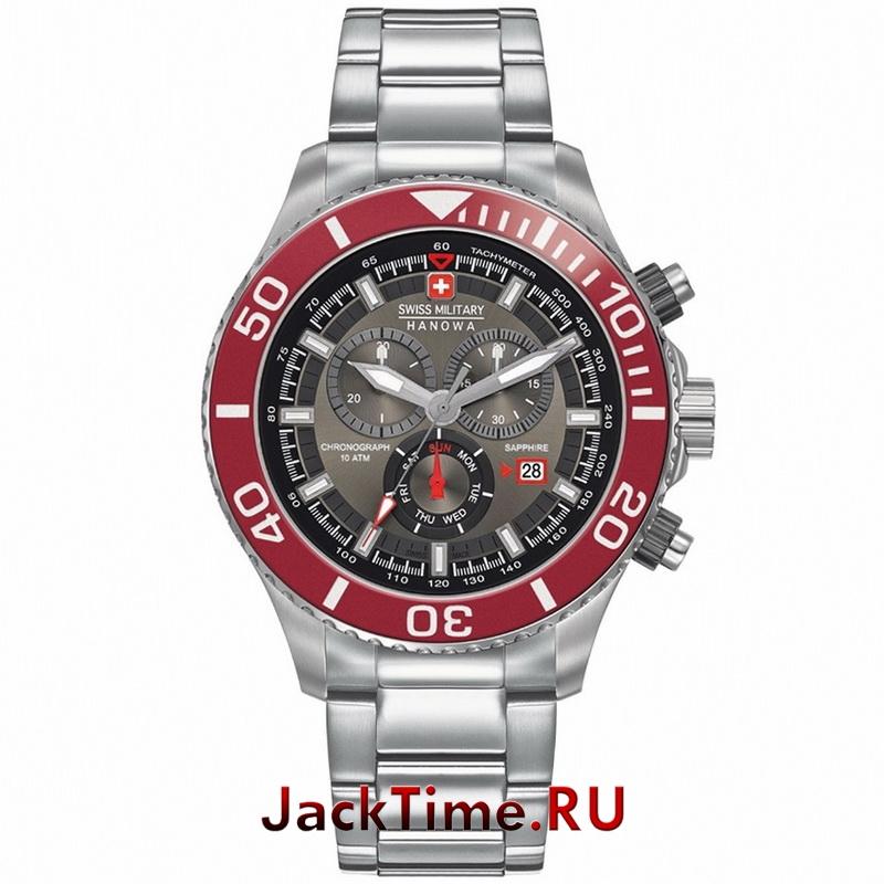 Купить швейцарские наручные часы Hanowa в Екатеринбурге