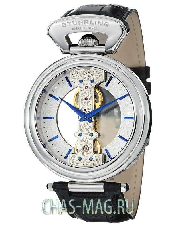 Часы-скелетоны, купить оригинальные наручные часы с