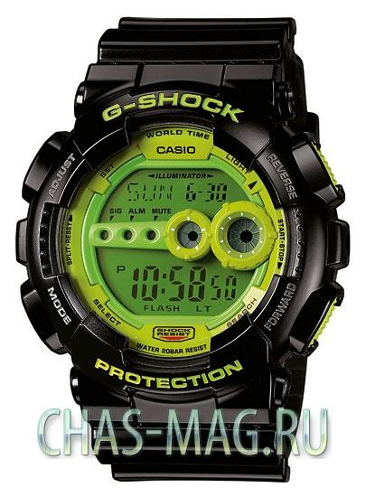 часы g-shock инструкция на русском